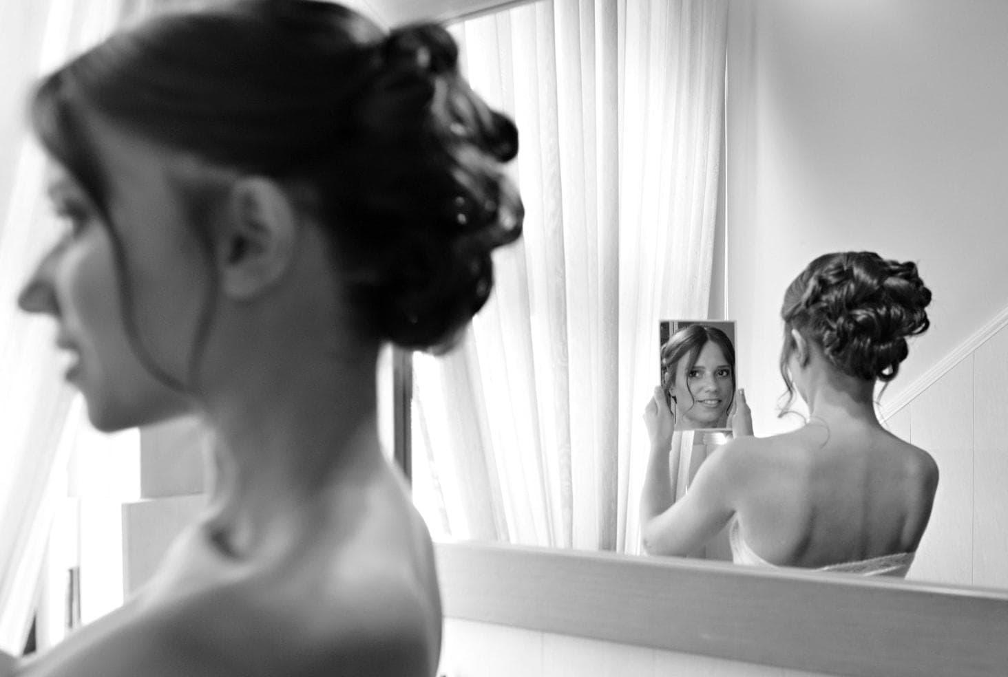 servizio foto casa sposa