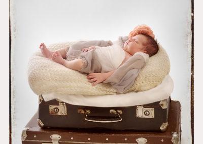 album fotografico per neonati