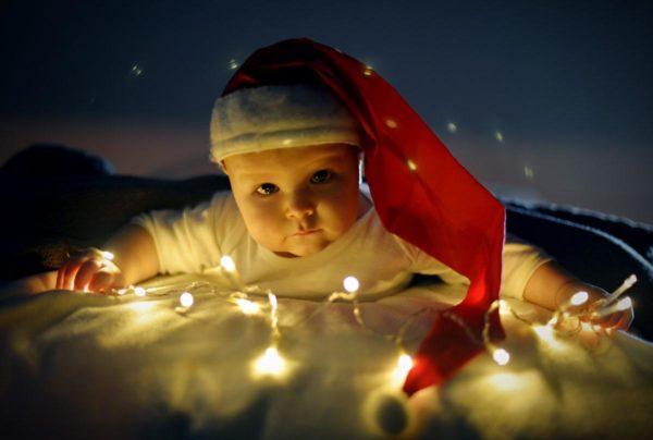 baby christmas