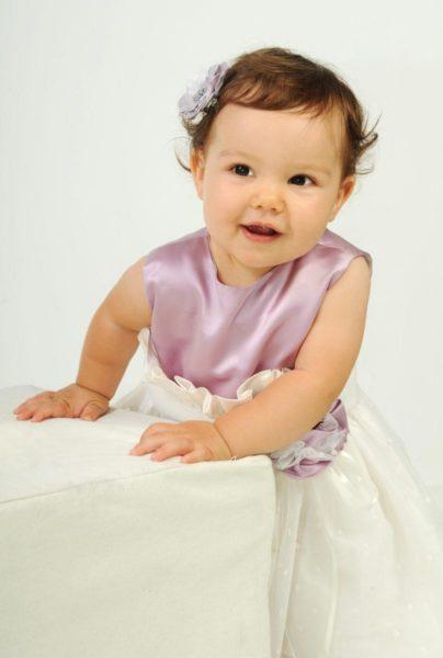 bambina elegante