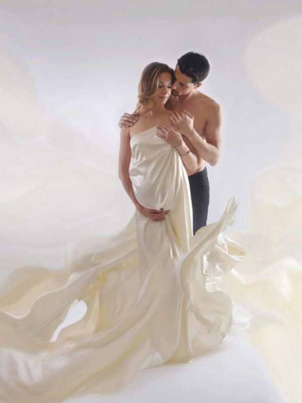 servizio foto maternità